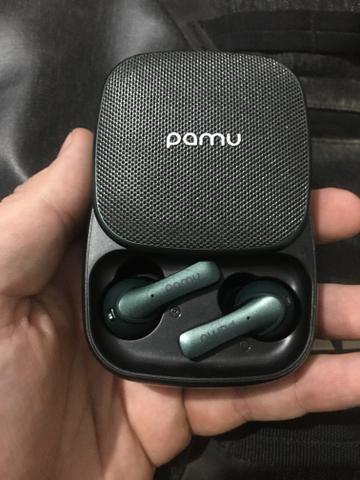 Fone de ouvido sem fio Pamu Slide