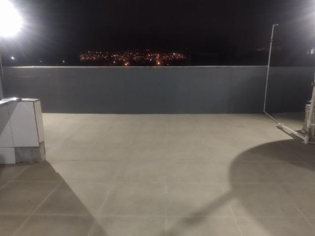 Casa 153 mts2 04 quartos 01 suíte garagem terraço churrasq Nilópolis RJ Ac. carta! - Foto 3