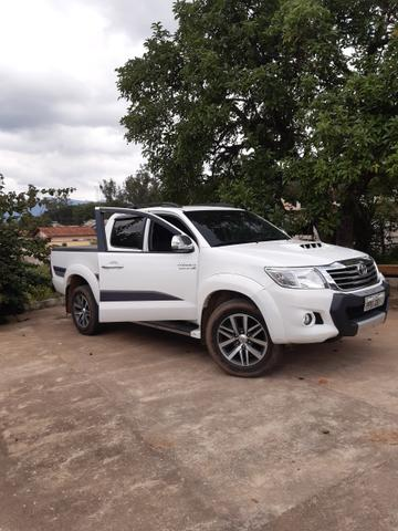 Toyota Hilux 2015 Limited (aceito trocas) - Foto 3