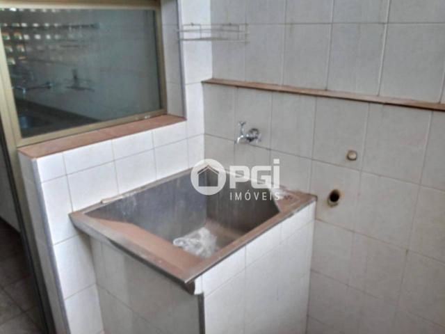 Apartamento com 2 dormitórios para alugar, 82 m² por R$ 1.100/mês - Santa Cruz - Ribeirão  - Foto 10
