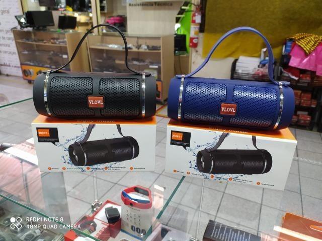 Caixa de som Bluetooth Mini Charge - Tipo JBL - Foto 2