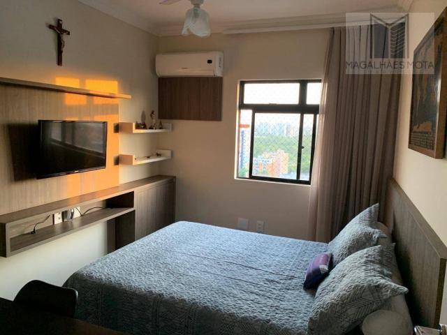 Apartamento com 3 dormitórios à venda, 127 m² por R$ 570.000 - Aldeota - Fortaleza/CE - Foto 15