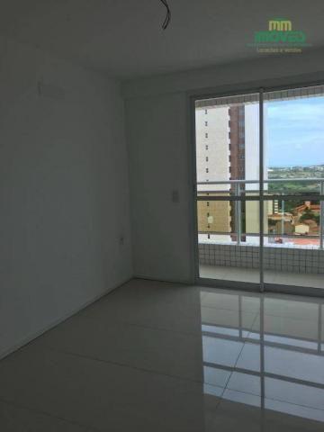 Excelente apartamento de 03 quartos no cocó! - Foto 10