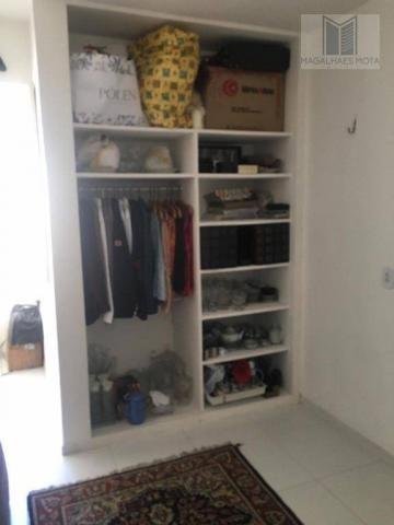 Apartamento com 3 dormitórios à venda, 100 m² por R$ 260.000 - Papicu - Fortaleza/CE - Foto 8