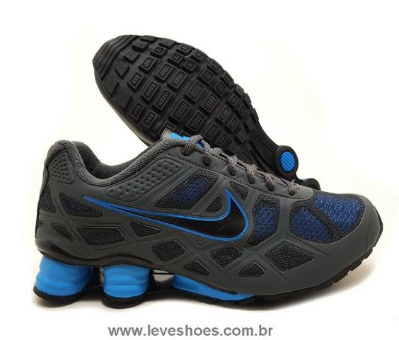 Tênis Nike Shox Turbo Masculino