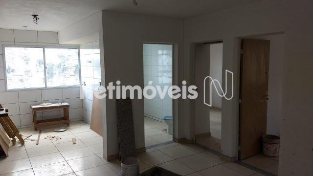 Apartamento à venda com 2 dormitórios em Estoril, Belo horizonte cod:561265