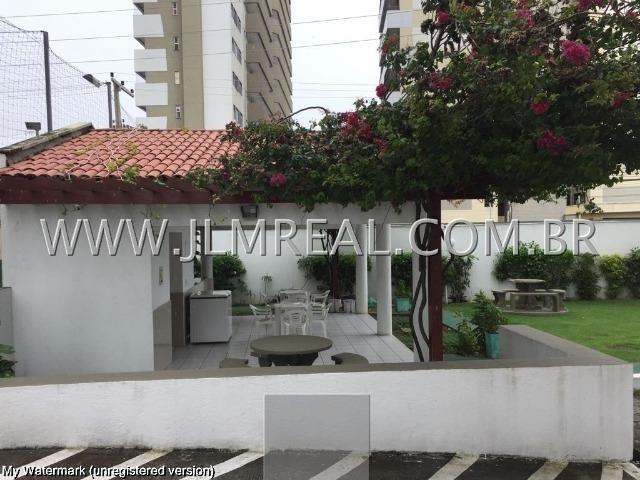 (Cod.:055 - Damas) - Mobiliado - Vendo Apartamento com 64m², 3 Quartos - Foto 18
