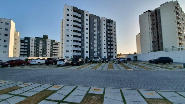 Excelente Apartamento Novo no Itaperi!!! com 3 quartos para alugar, - Foto 2