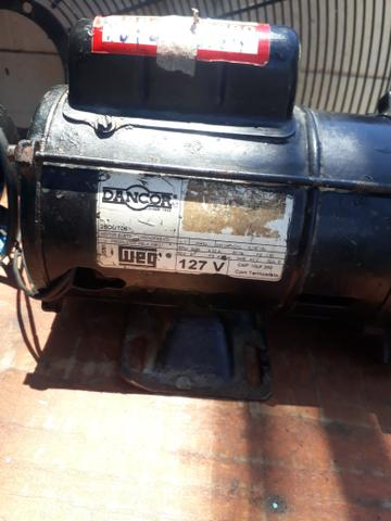 Bomba autoaspirante de 1/4cv Dancor 127volts