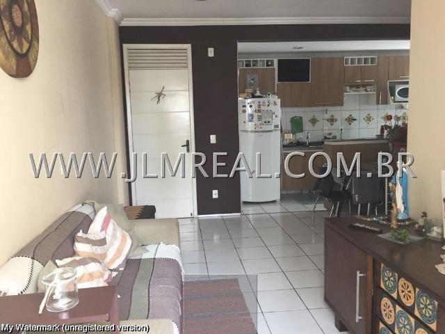 (Cod.:055 - Damas) - Mobiliado - Vendo Apartamento com 64m², 3 Quartos