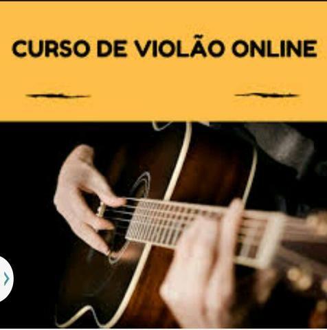 Curso de Violão Boas Novas/curso online - Foto 4