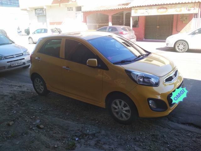 Vendo Picanto 2011/2012 1.0 Automático - Foto 5