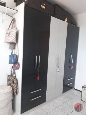 Apartamento com 2 dormitórios à venda, 65 m² por R$ 250.000,00 - José Bonifácio - Fortalez - Foto 8