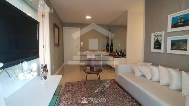 (RG) TR25988 - Apartamento novo 70m² à Venda no Luciano Cavalcante com 3 Quartos - Foto 2