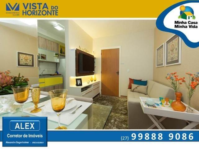 ALX - 74 - More em Jardim Limoeiro - Apartamento 2 Quartos - Foto 9