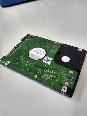 HD de notebook WD 1.0 TB