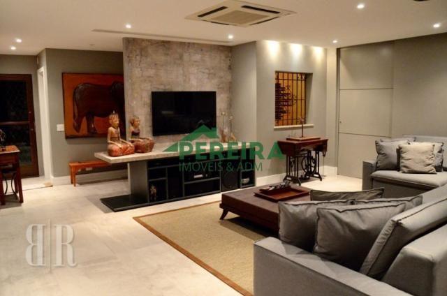 Cobertura à venda com 4 dormitórios em Barra da tijuca, Rio de janeiro cod:645045