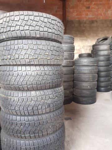 Olha a hebrom pneus ## pneu mais top da ilha - Foto 2
