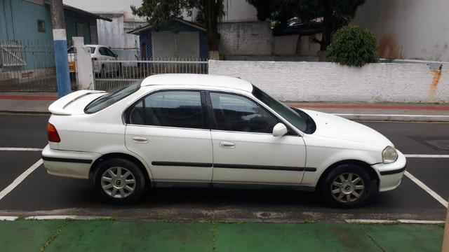 Honda Civic LX 1999 - Foto 8