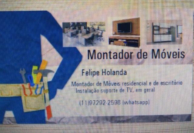Felipe Montador de moveis residencial e de escritório