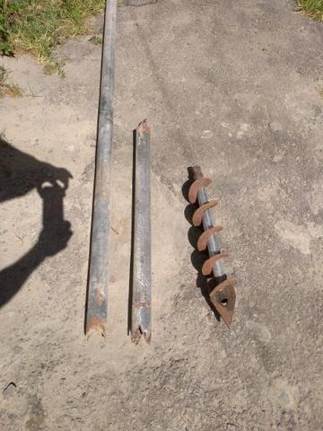 Material pra poço