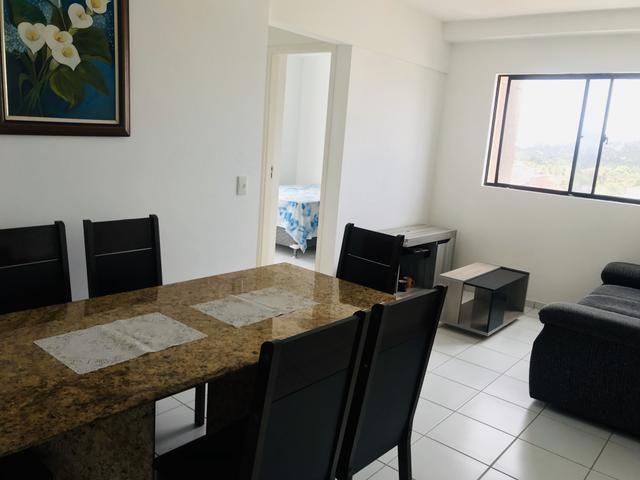 Apartamento mobiliado 2/4 em Ponta Negra - Ecogarden - Foto 7