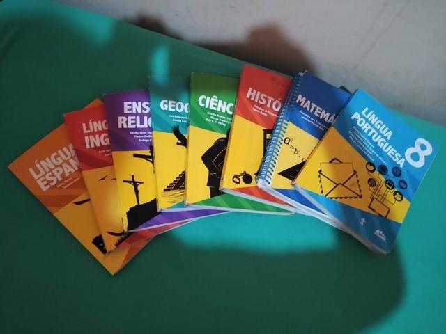 Livros escolares do colégio adventista - Foto 3