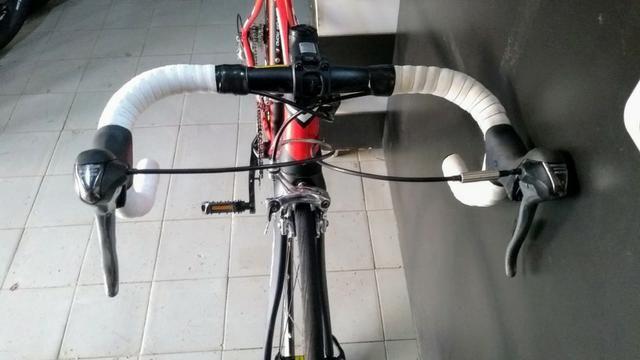 Bicicleta Oggi Speed Câmbios Shimano 105 - Foto 5