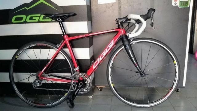 Bicicleta Oggi Speed Câmbios Shimano 105