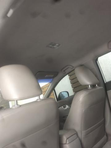 Honda Civic 2013 lxl automático - Foto 11