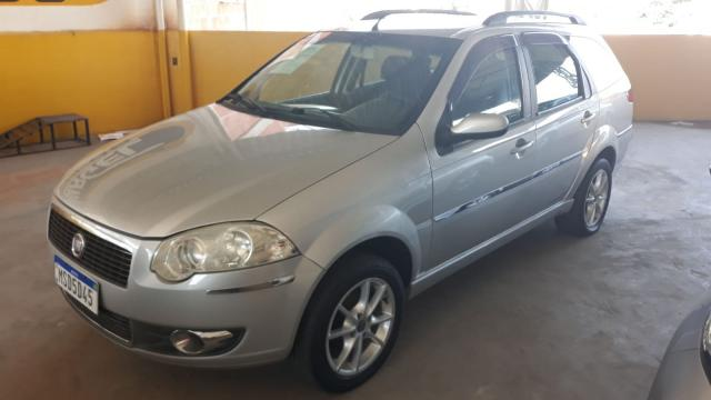 FIAT PALIO 2008/2009 1.4 MPI FIRE ELX WEEKEND 8V FLEX 4P MANUAL
