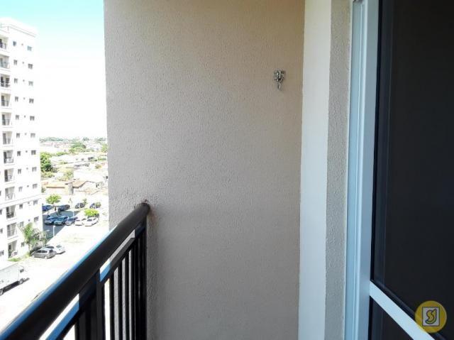 Apartamento para alugar com 2 dormitórios em Joquei clube, Fortaleza cod:43697 - Foto 9