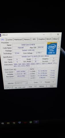 Kit Intel I5 4 geração - Foto 2