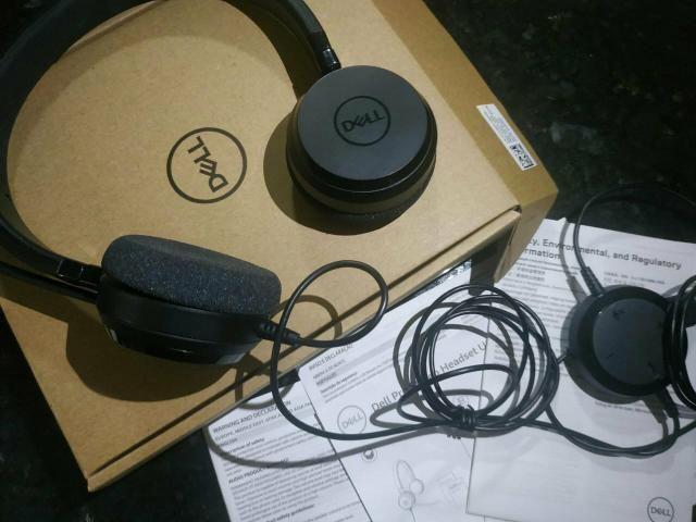 Fone, headset Dell pro Stereo uc150 - Foto 3