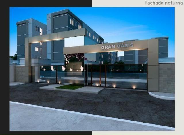 Apartamento 2Q Parque Macambira 100% financiado entrada facilitada