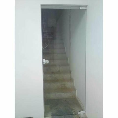 Promoção de Porta de Abrir de Vidro Temperado - Foto 6