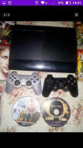 Playstation super slim 3 - Foto 2