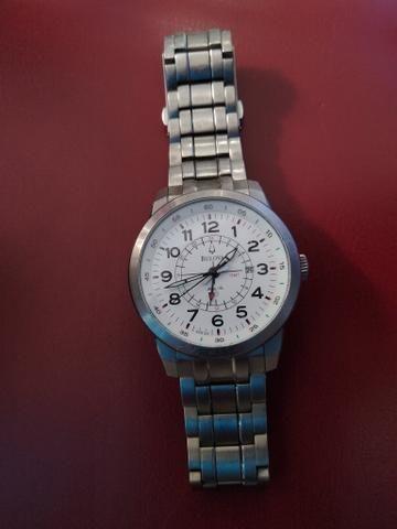 Relógio Bulova Titanium