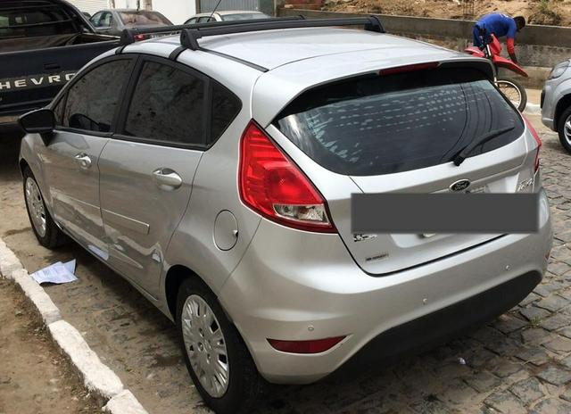 Ford New Fiesta 1.5 Hatch / 2015. Única dona - Foto 5