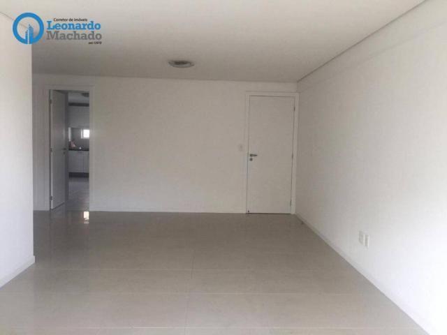 Apartamento com 3 dormitórios à venda, 150 m² por R$ 930.000 - Aldeota - Fortaleza/CE - Foto 4