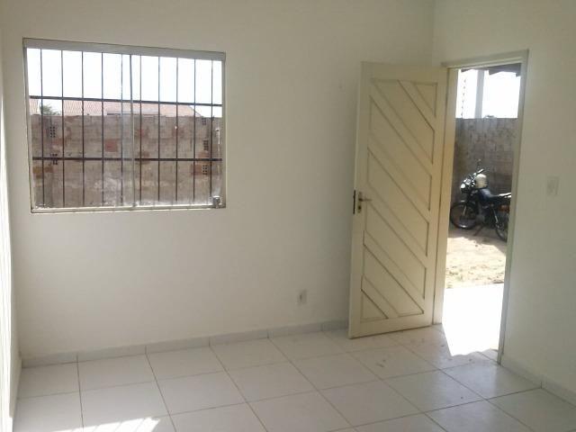Alugo casa 2/4 280,00 reais Santa Tereza Parnamirim - Foto 3