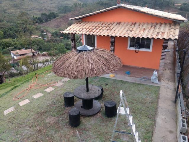 Excelente casa em Itabirito com 2 quartos - Foto 2