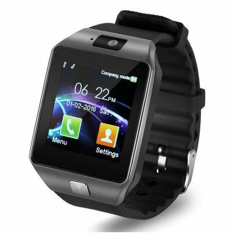 Relógio inteligente Bluetooth Dz09 - igual Samsung Galaxy gear