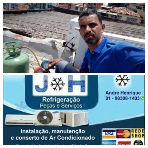 JH refrigeração