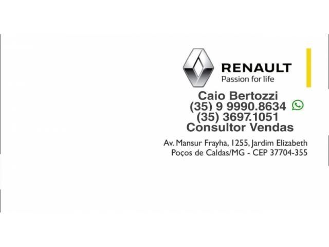RENAULT  KWID 1.0 12V SCE FLEX ZEN 2020 - Foto 3