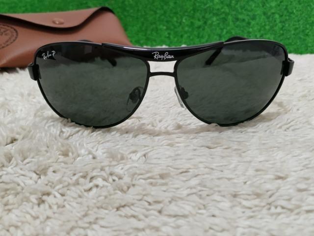 f705287a02501 Óculos Ray Ban Maculino Polarizado - Bijouterias, relógios e ...