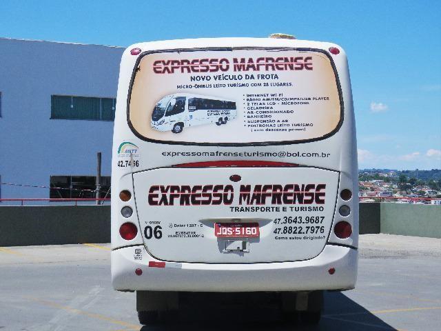 Micro ônibus executivo Rodoviário - Foto 3