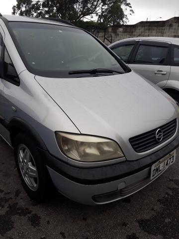 Gm Chevrolet Zafira 20 Cd 20 8v Mpfi 5p Mec 2003 578512102 Olx