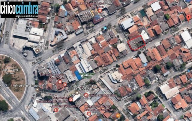 Lote Comercial no Setor Coimbra 445 m², encostado no Hospital Samaritano e Clínicas médica - Foto 3