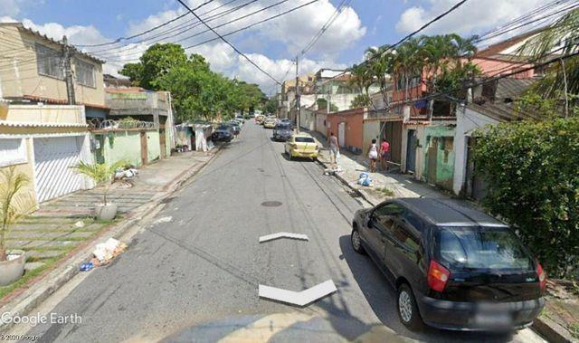 Piedade Rua Ada Casa 2 qtos Fundos À Vista (Desocupação Gratuita - Foto 3